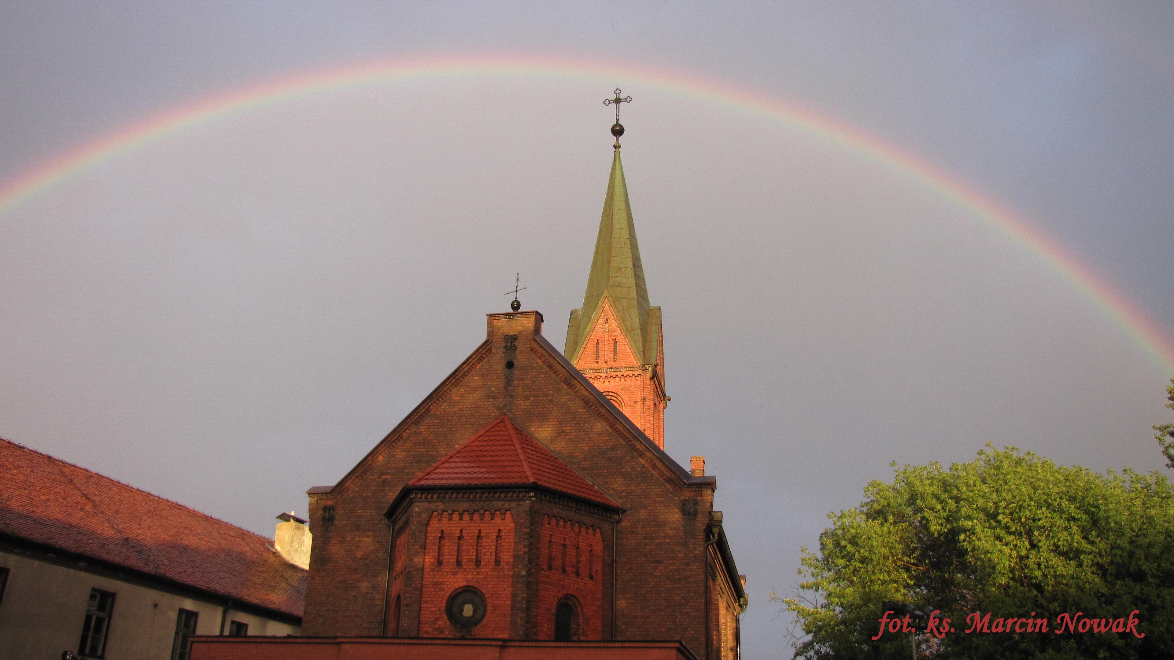 Parafia pw. Najświętszego Serca Jezusa <br> w Środzie Wielkopolskiej